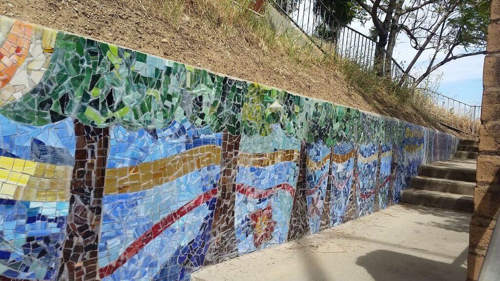 Mission Mural
